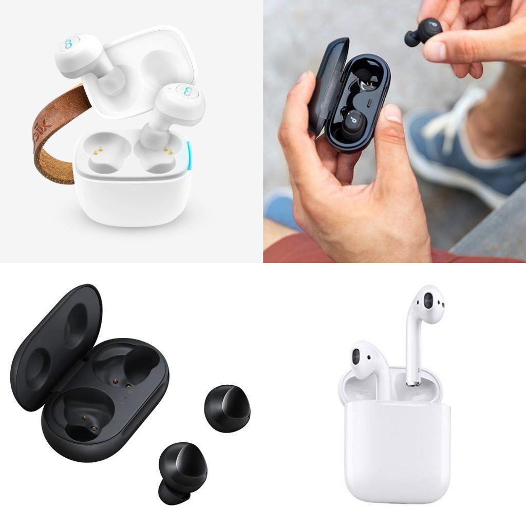 Wireless Earbud Showdown