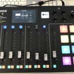 Making podcasts with the Rødecaster Pro