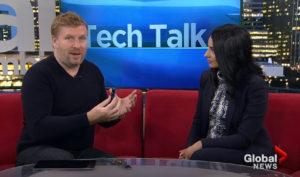 Global News Tech Talk - Oct 30 2019