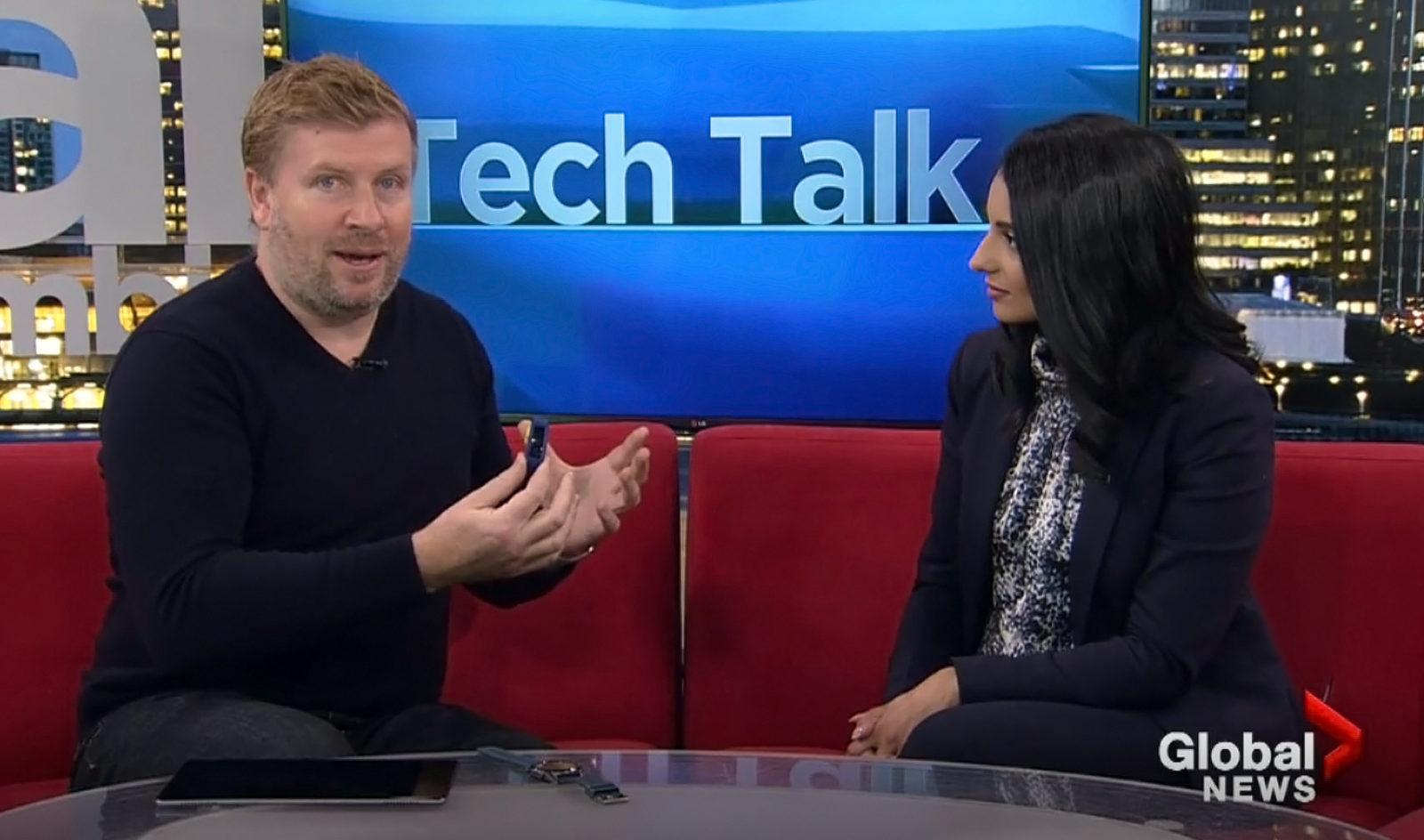 Global News Tech Talk - Oct 30 2019