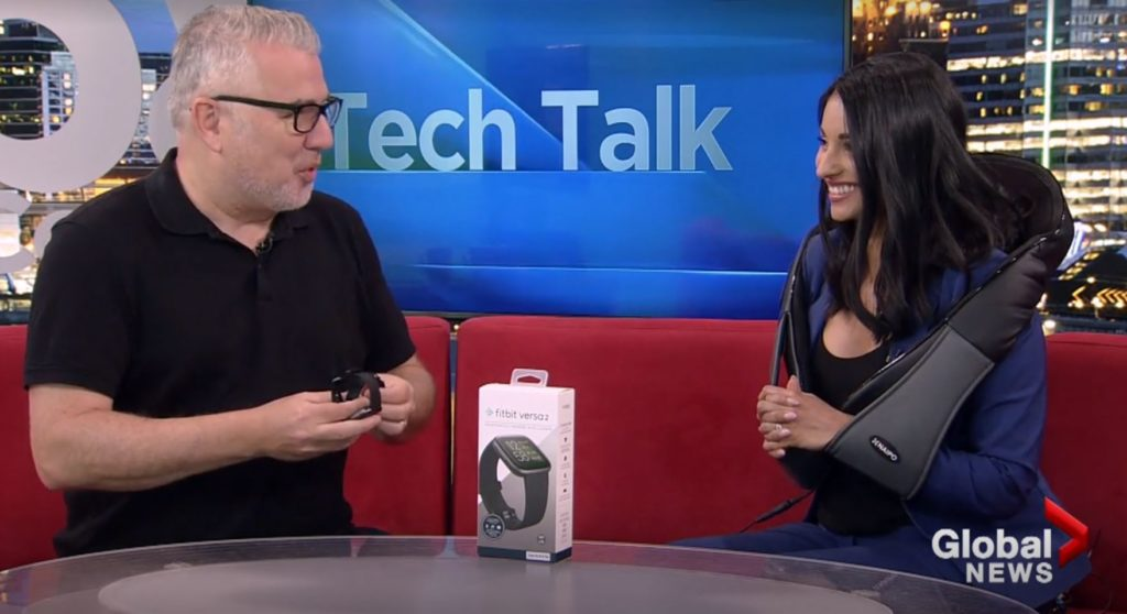 Global News Tech Talk - Fitness Gadgets
