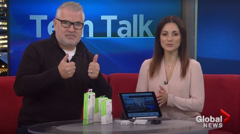 Global News Tech Talk - 7th Generation iPad and More
