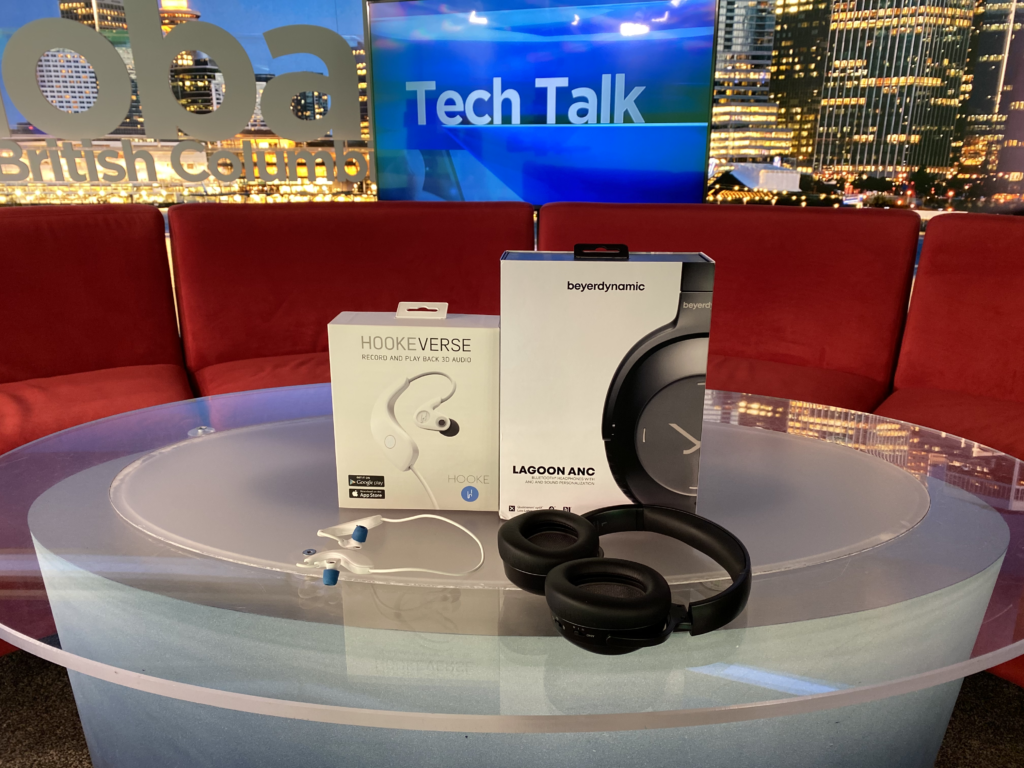 Global TV Tech Talk - Monday, October 21, 2019