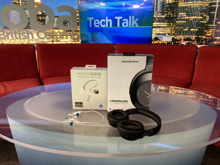 Global TV Tech Talk - Monday, October 21, 2019
