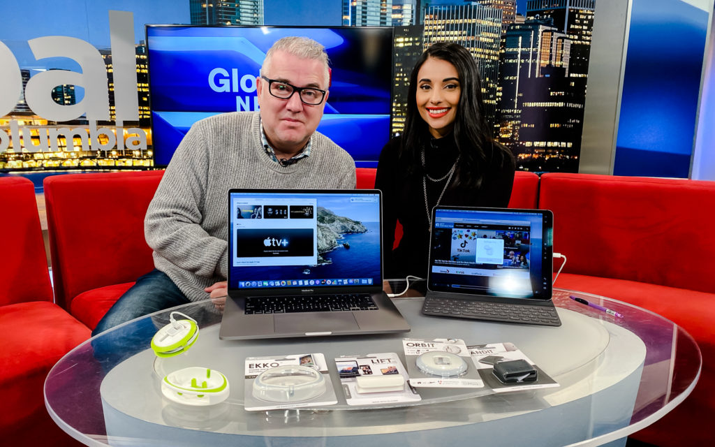 Global News Tech Talk - Apple Gifts 2019