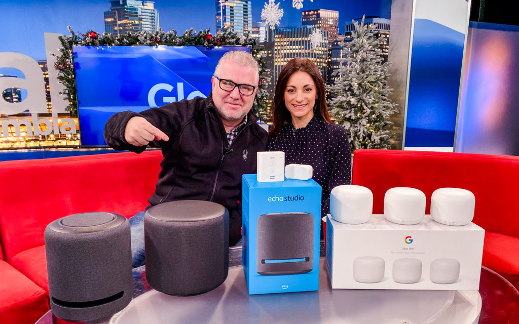 Last Minute Smarter Home Tech Gifts