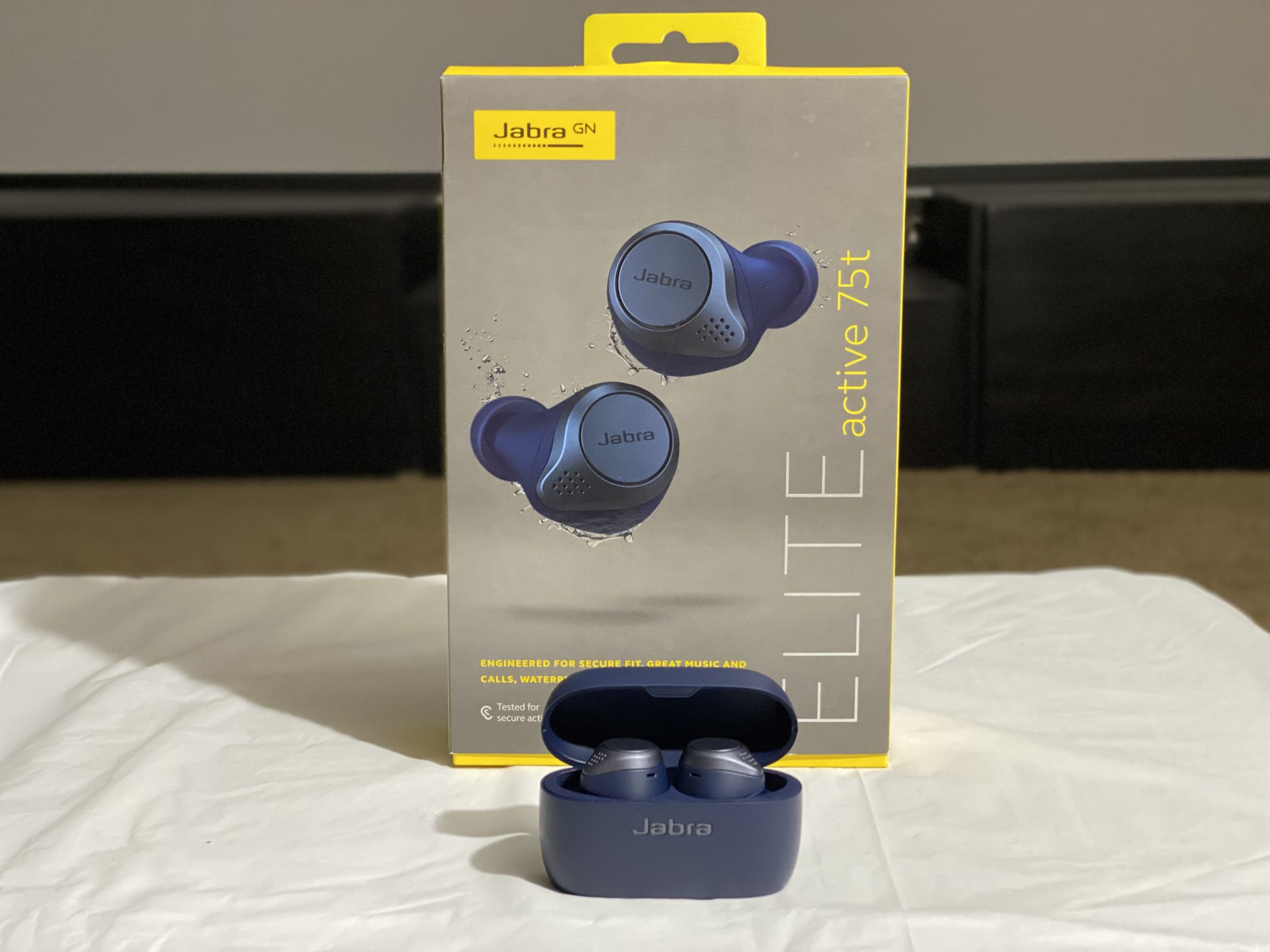 Jabra Elite Active 75t A Worthy Adversary To Your In Ear Headphones Getconnected