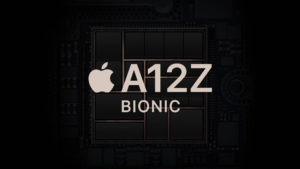 A12Z Bionic Image Courtesy of Apple