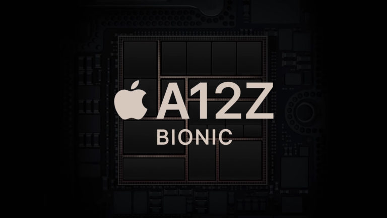 A12Z Bionic Image Courtesy of Apple
