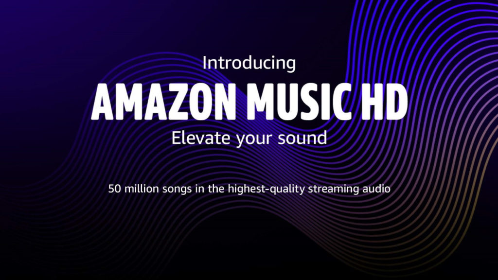 Amazon HD Audio Streaming