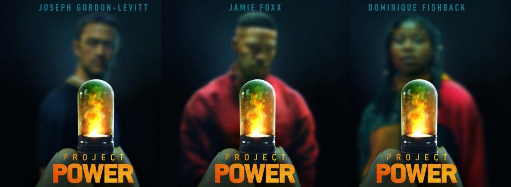 Project Power Jamie Foxx on Netflix