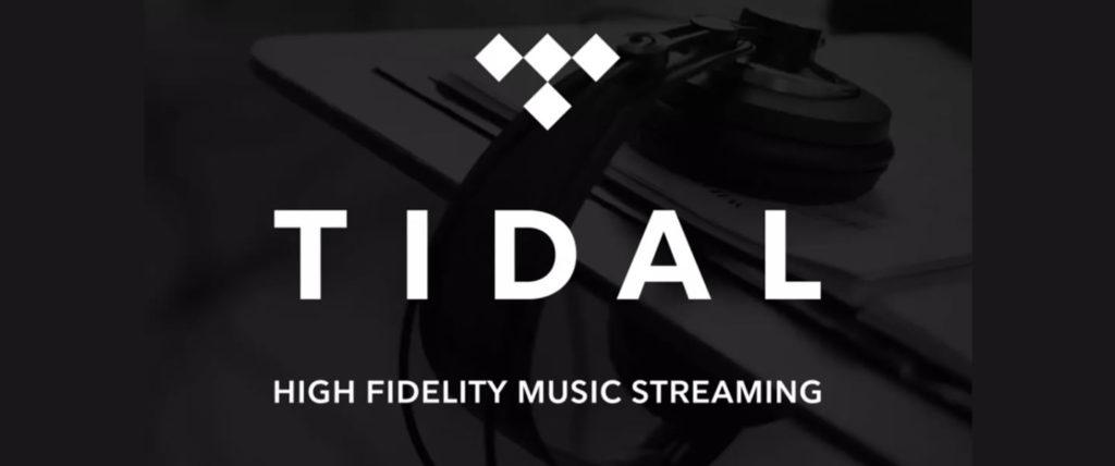 Tidal HD Audio Streaming