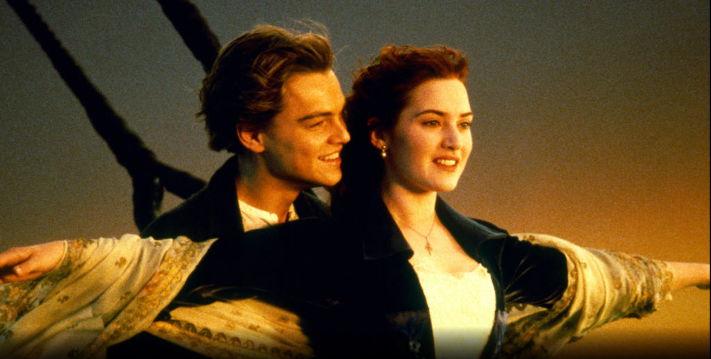 Titanic Leo DiCaprio Kate Winslet on Netflix