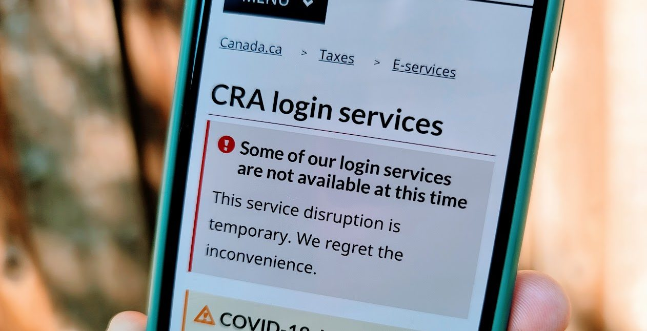 Cra Hit With Multiple Cyberattacks Getconnected