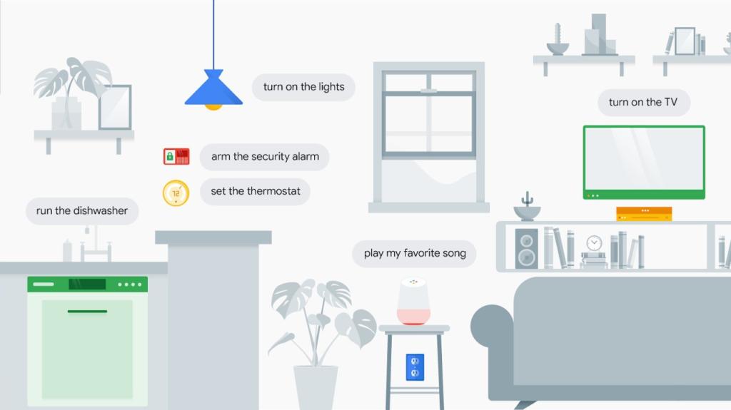 Google ADT Smart Home