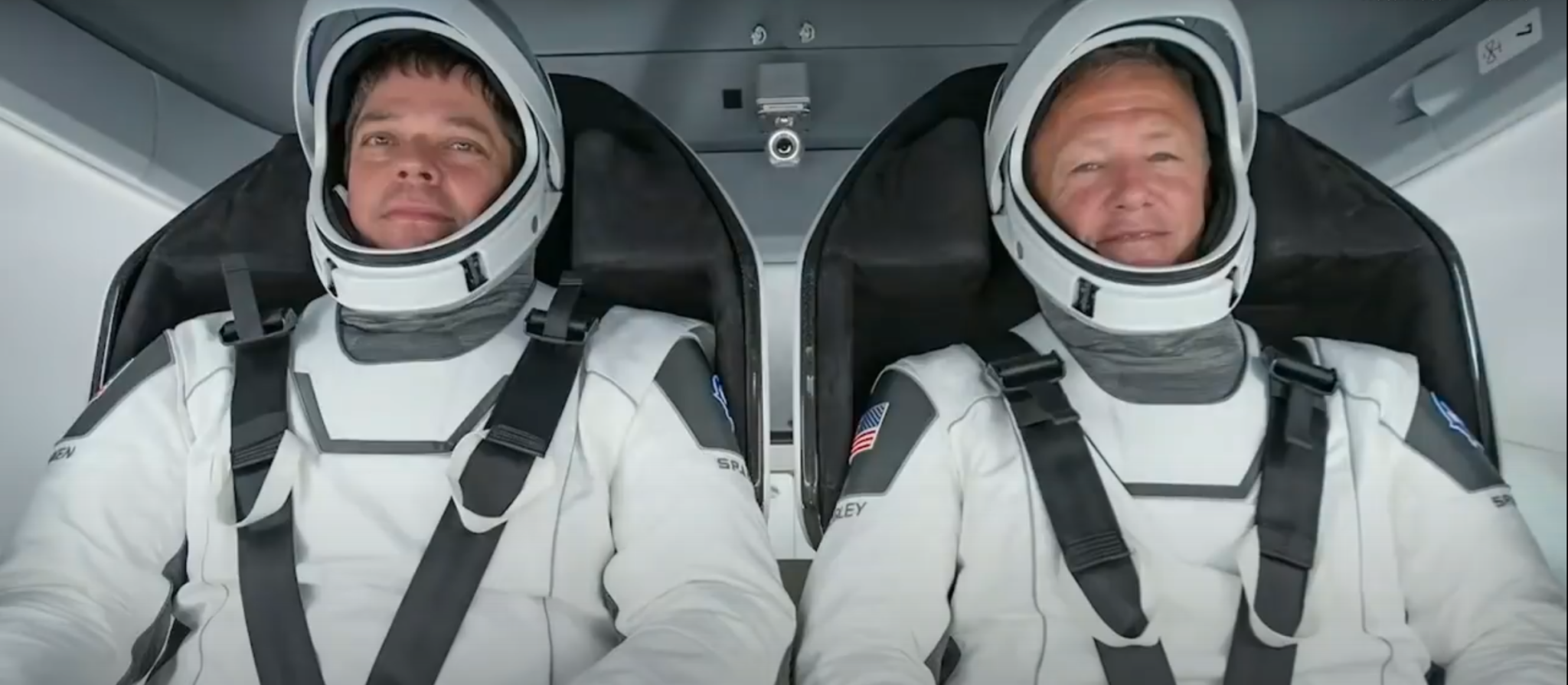 SpaceX Successfully Returns Crew to Earth