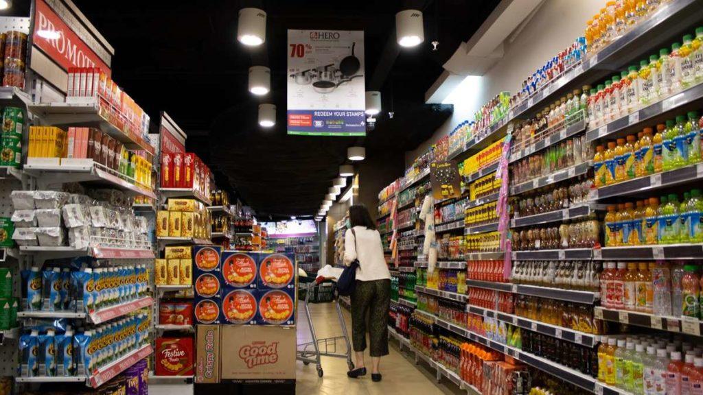 UPC Food labels