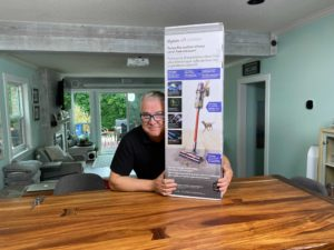 A Big Vacuum for Big Homes – The Dyson V11 Outsize