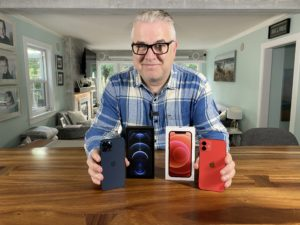 Hands On: Apple iPhone 12 and 12 Pro