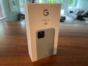 Google Pixel 5 5G Unboxed – Redefining the Flagship Smartphone?