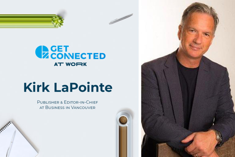 Kirk LaPointe discusses redefining print media in the age of technology