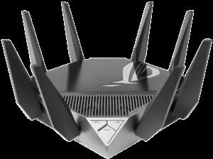 CES 2021: ASUS ROG Rapture GT-AXE11000 WiFi 6E Router