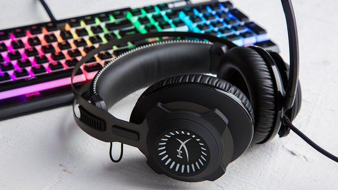 Cloud Revolver Gaming Headset + 7.1
