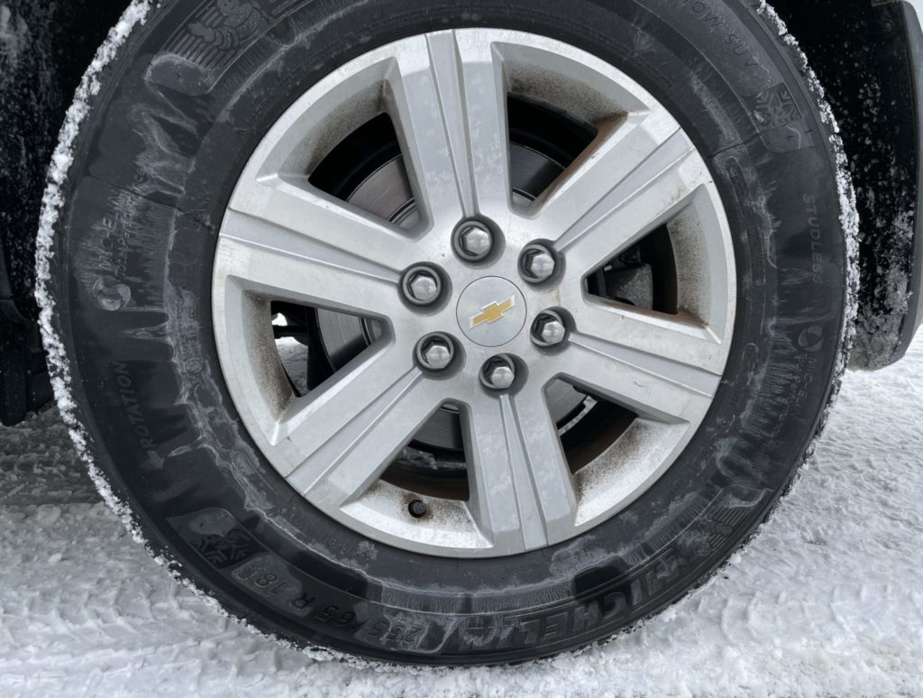 Tech Talk: A critical iPhone update and getting a grip on winter tire technology