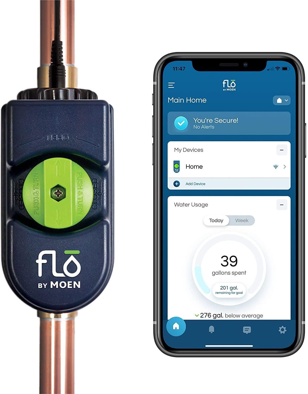 Tech Talk: Smart home water management