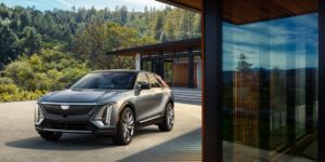 Cadillac Announces Lyriq, its First Electric Vehicle