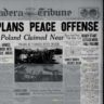 How to look at old newspaper archives online