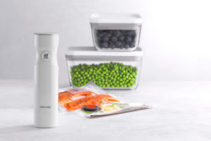 Zwilling Fresh & Save makes food last longer at home