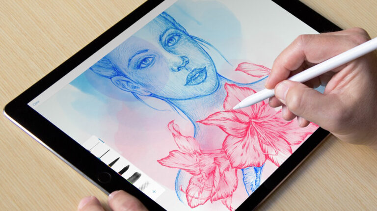 How kids can pursue art and drawing on their devices