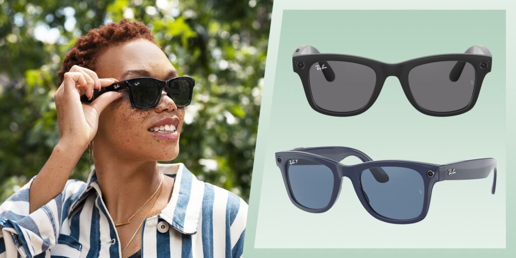 Tech Talk: Facebook launches Ray-Ban Stories